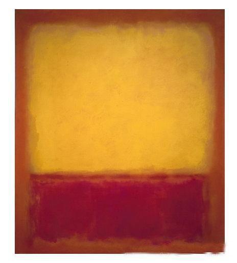 Acheter Mark Rothko 31 Nombre Reel Hd Peint A La Main Impression Celebre Peinture A Lhuile Abstraite Dart Sur Options Cadre Canvas Wall Art G220 200314 De 13 49 Du N888 Dhgate Com