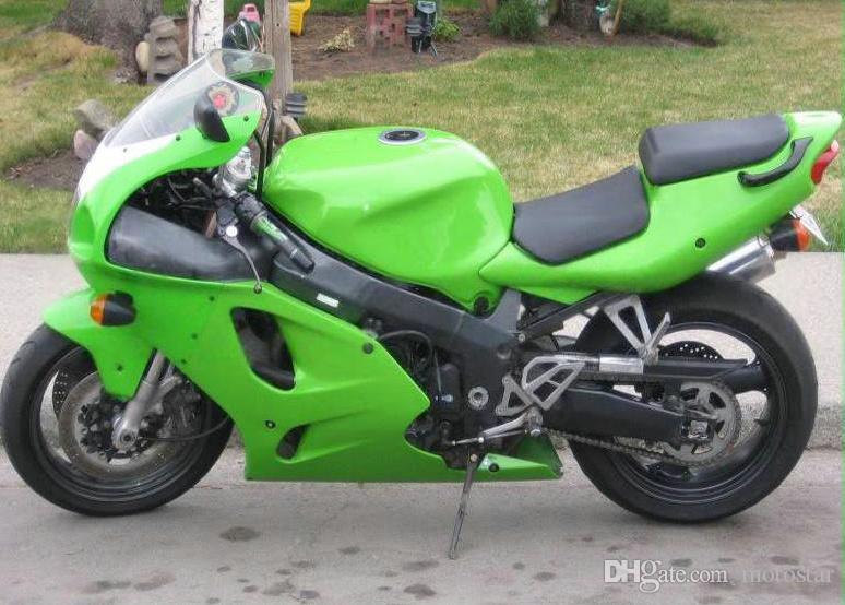 High quatlity fairings kit for Kawasaki Ninja 1996 1997 1998 1999 2000 2001 2002 2003 ZX-7R body repair fairing kits ZX7R 96-03