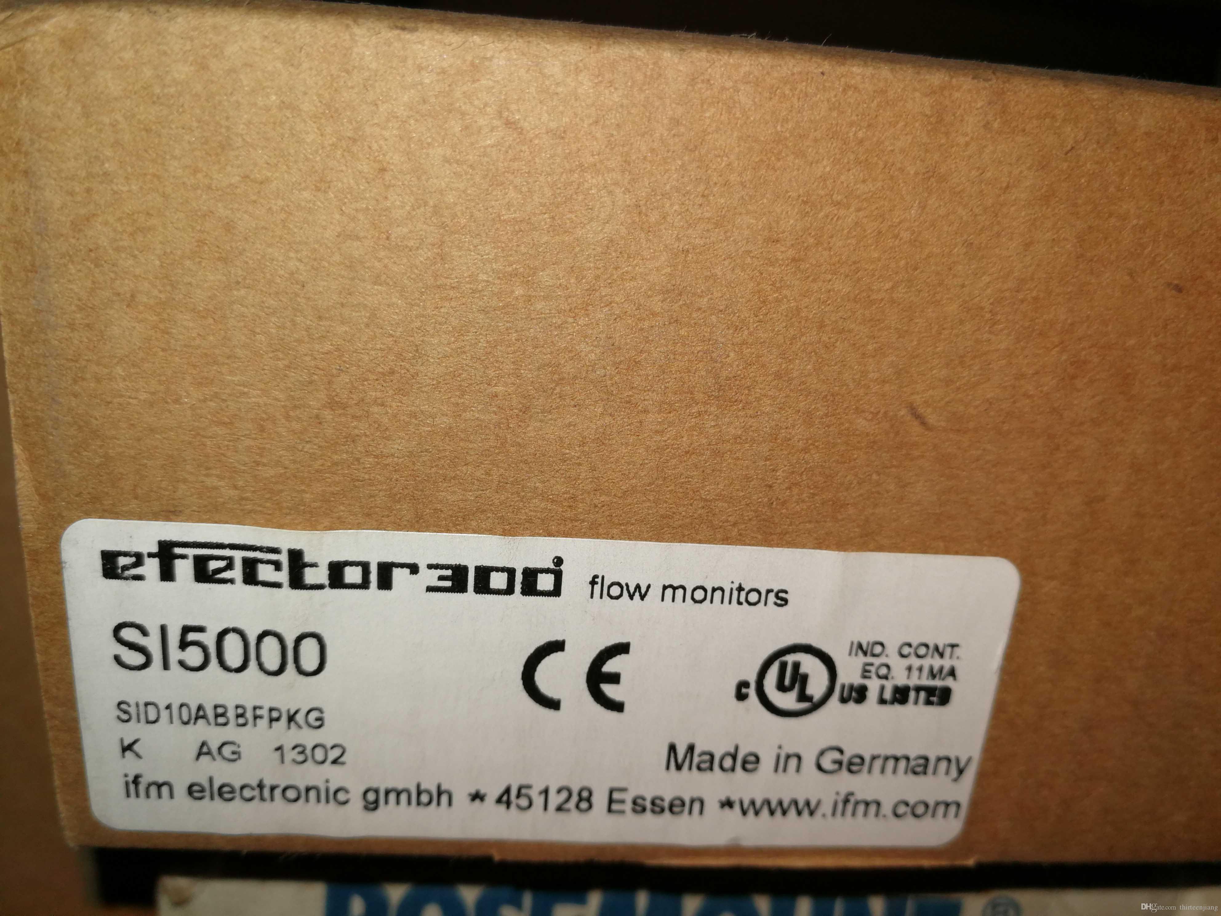 Un Nuovo originale IFM punto interruttore di flusso SI5000 in scatola libera di spedizione disponibile