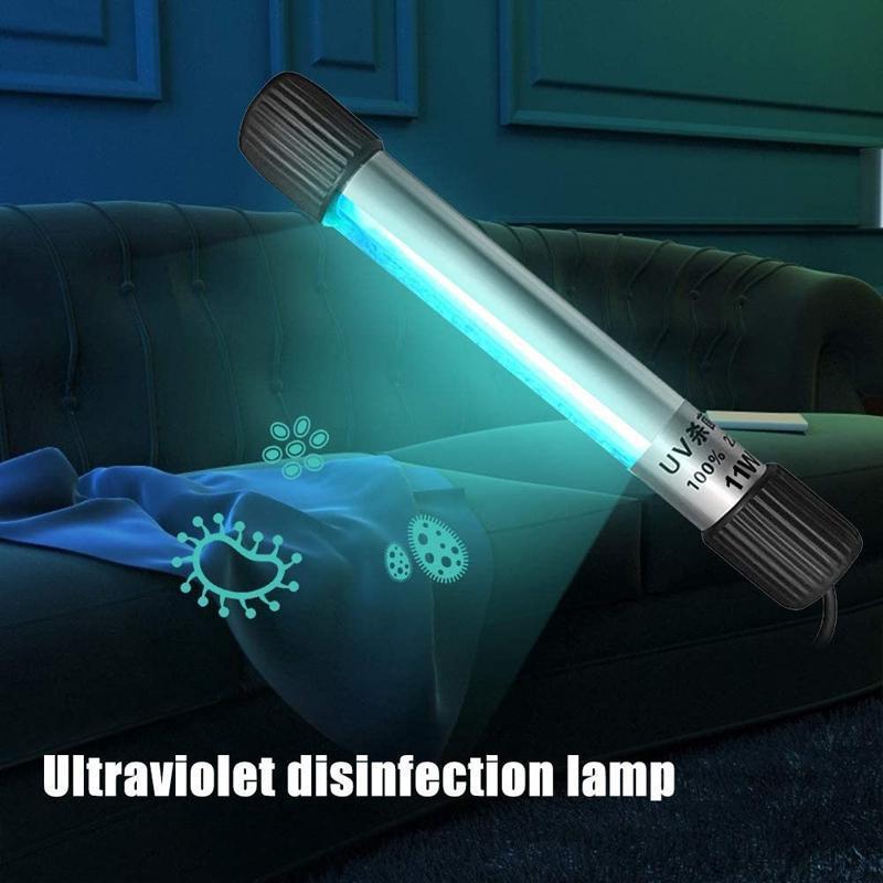Disponibile! UV tenuto in mano portatile sterilizzatore UV germicida della lampada UV-C di disinfezione Attrezzature per Office Personal Care
