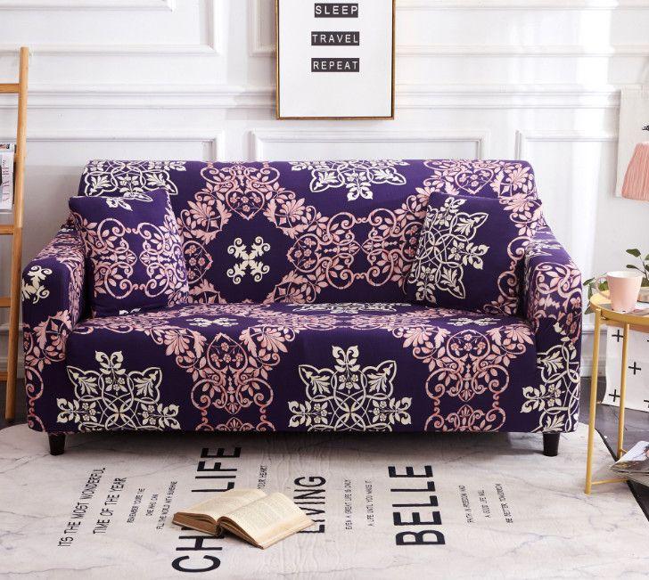 son 20 renkleri 190-230CM evrensel kanepe örtüsü her şey dahil kaymaz elastik deri koltuk örtüsü, ücretsiz kargo
