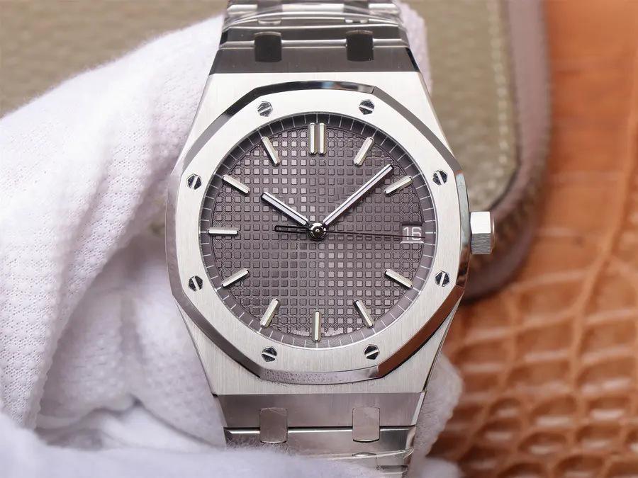 Высококачественный водонепроницаемый новый 4302 автоматический цепной механизм толщина корпуса 41мм х 10.04 мм дизайнерские часы часы автоматические механические часы