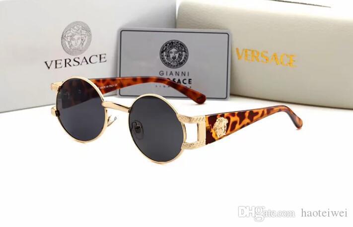 0876 lunettes de soleil de haute qualité pour hommes femmes rétro mode lunettes de soleil d'été unisexe Designer Brand Shades