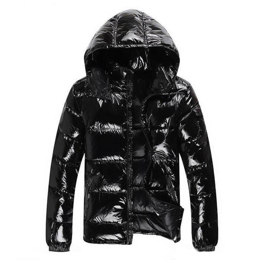 최고 품질의 패션 디자이너 샵에서 새로운 남자는 재킷을 아래로 코트 패션 옥외 두께 따뜻한 사람은 겨울 코트
