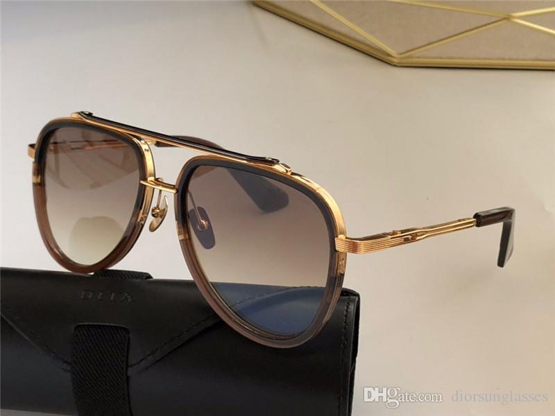 Paket Ücretsiz Kargo Güneş Gözlükleri kare kare vaka DNUM191219-2 Yeni Güneş Erkekler