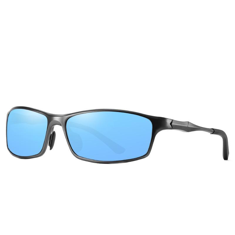 Moda Polarize Güneş Gözlüğü Güneş Gözlüğü ve Tasarımcı Marka Kadın Erkek UV400 Çerçeve Alüminyum / Magnezyum Sürücü Sunglas Xecb ile Yüksek Kalite