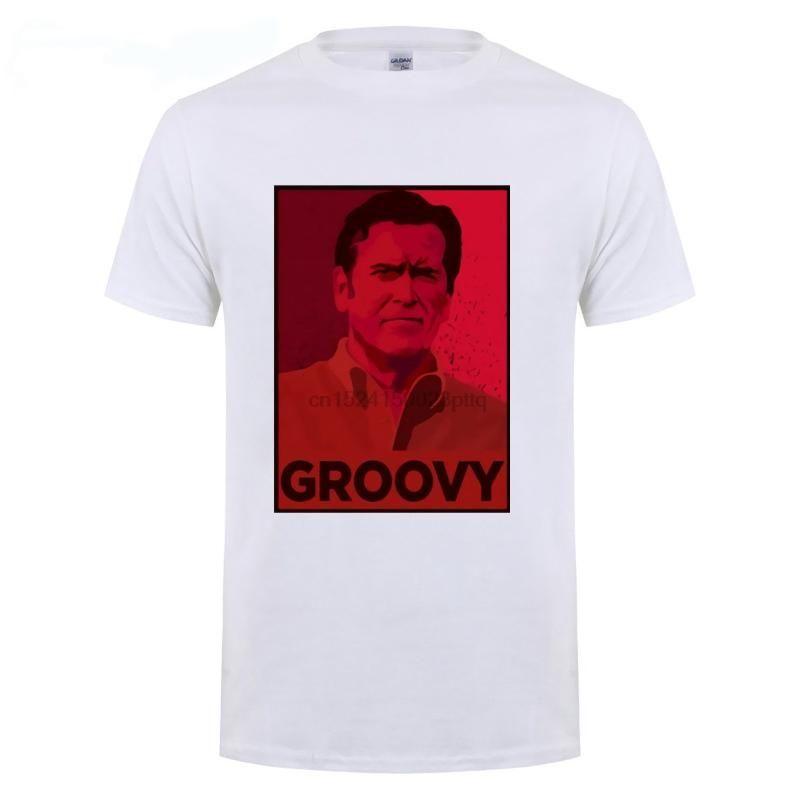 ASH WILLIAMS GROOVY (Ash vs Evil Dead) T-shirt