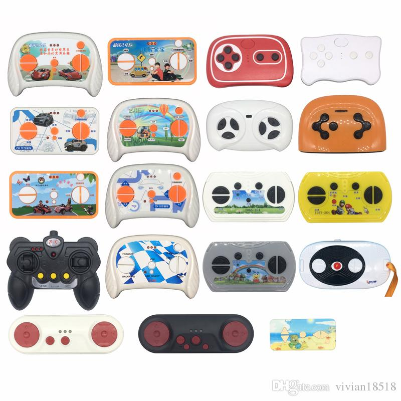 Children electric car 2.4G bluetooth remote control,baby car smooth start controller,kid's vehicle rc transmitter and receiver