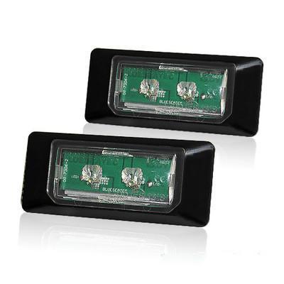 matrícula del coche LED lámparas para Audi Q5 / A4 / A5, número de matrícula Volkswagen Golf 6 PLUS / JETTA MK6 del precio de fábrica llevó la luz 12V 6000K