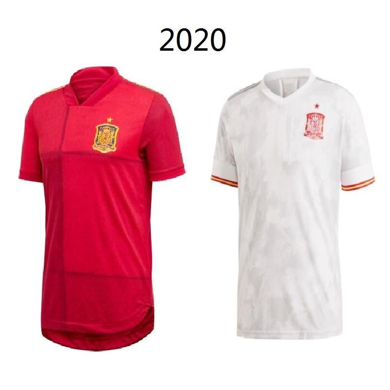 Tayland İspanya Forması Futbol Forması 19 20 Francisco Alcácer ASENSIO Morata ISCO INIESTA THIAGO SAUL 2019 2020 Yetişkin erkek çocuklar Spor Footba