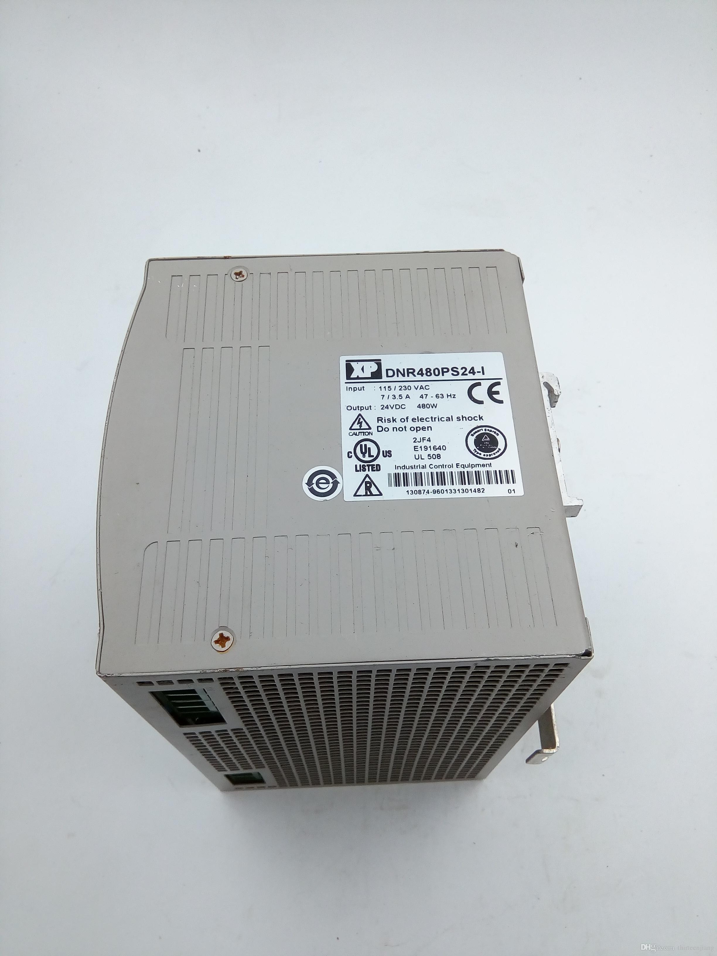 1 PCS Usado XP DNR480PS24-I Testado em Bom Estado Livre Expedited Envio