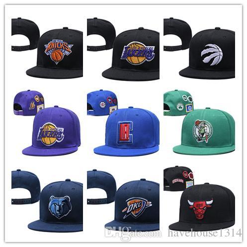2020 الجديدة الاساليب لعبة البيسبول قبعات التطريز قابل للتعديل الهيب هوب SNAPBACKS شقة قبعة فريق الرياضي وجودة عالية لسقف كرة السلة للرجال والنساء