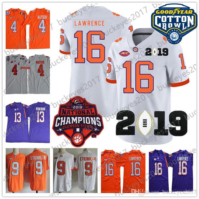 clemson football jerseys for sale