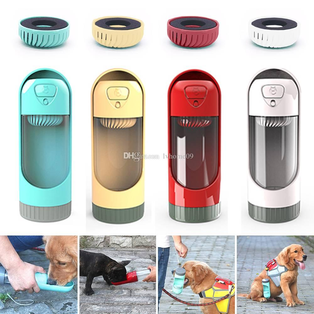 Pets Feeder Portable Pet Water Bottle For Small Large Dogs Travel Puppy Cat Drinking Bowl Outdoor Drink Dispenser Dog Supplies