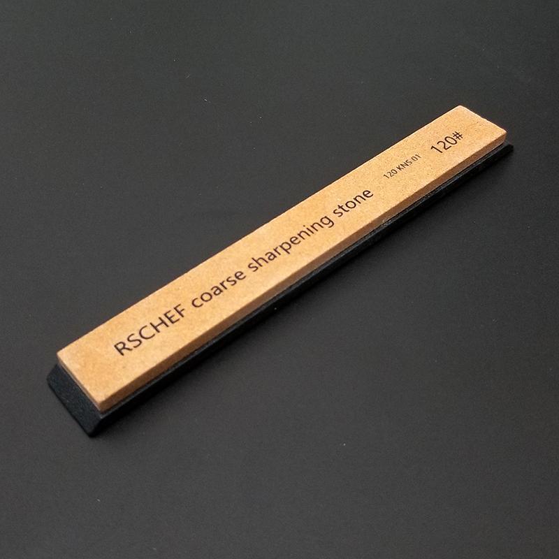 Couteau à angle fixe affûtage aiguiseur diamant corindon pierre Whetstone pierres à roder en pierre d'huile