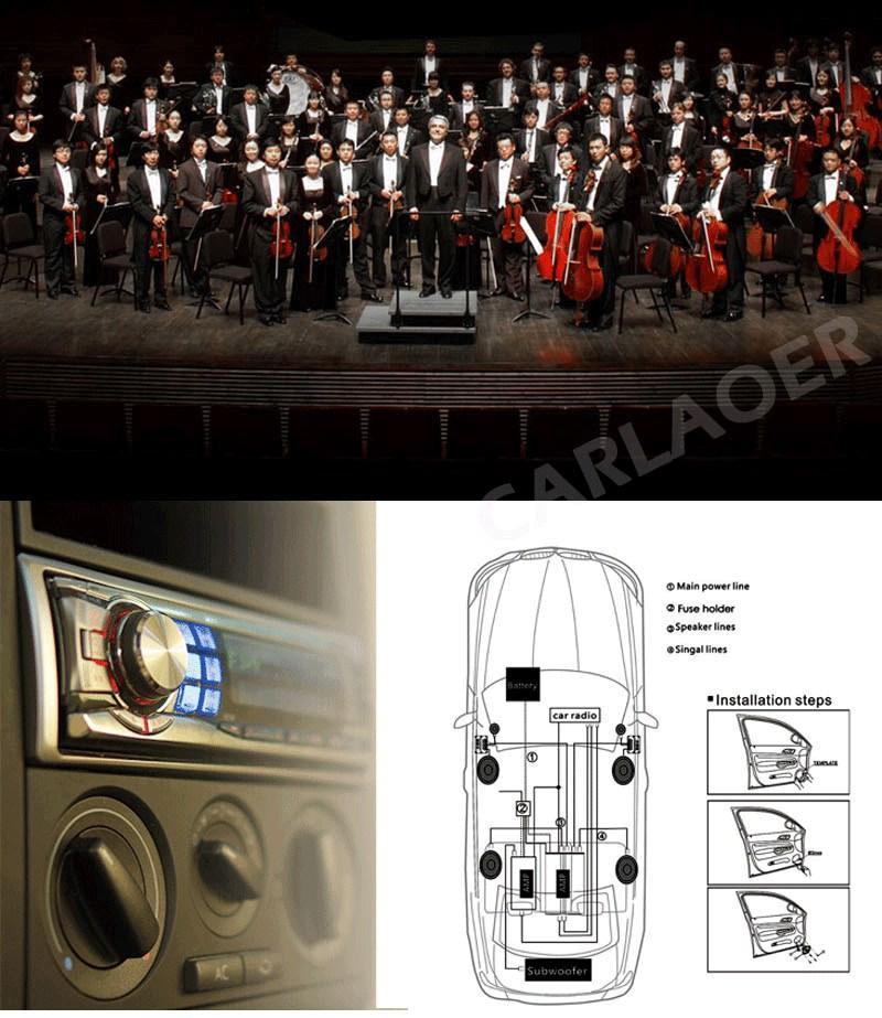 Car speaker - (4)