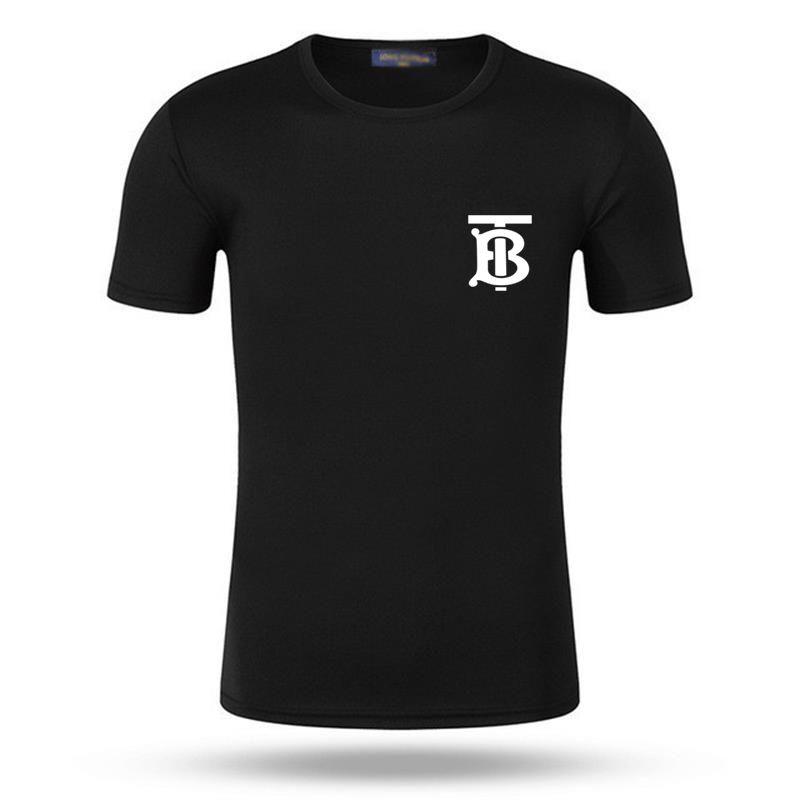 19SS Designer Mode Regenbogen-Druck-Entwurfs-T-Shirts für Herren G der Frauen mit kurzen Ärmeln Baumwolle Homens beiläufige T-Shirts Breath Womans T