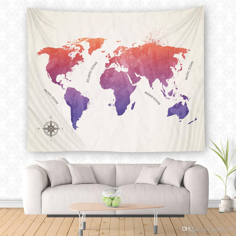 World Map Series Print Tapestry Wall Hanging Beach Picnic Throw Rug on world map search engine, world map family, world map art, world map red, world map pillow, world map photography, world map poster, world map engraving, world map bedding, world map painting, world map leather, world map mosaic, world map lithograph, world map furniture, world map in spanish, world map legend, world map cross stitch pattern, world map collage, world map conspiracy, world map america,