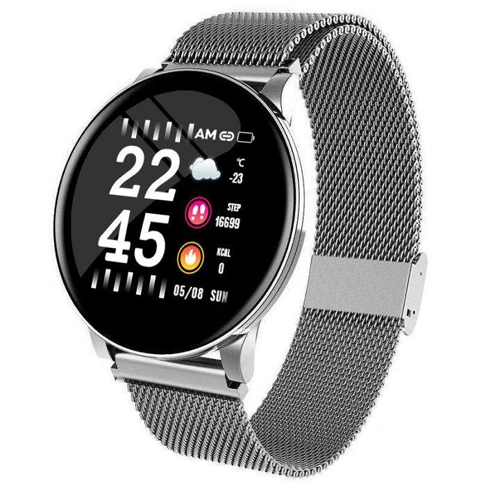 Winsun W8 intelligent Bracelet sport de fréquence cardiaque sommeil oxygène de pression artérielle Smart Monitor Band Fitness Tracker d'alarme Appel Rappel