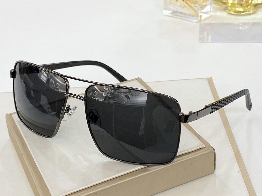 Солнцезащитные очки Классические SQUARE Поляризационные очки Мужские Размер Открытый Солнцезащитные очки высокого качества: 60-15-143