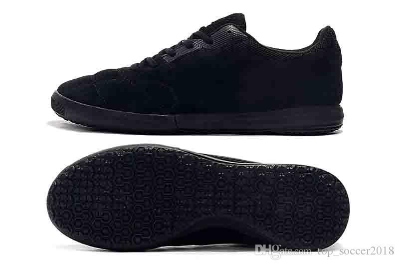 أحذية الرجال منخفضة الكاحل أحذية كرة القدم تيمبو الأسطورة VIII نادي IC كرة القدم الممتاز II سالا IC الأسطورة 8 العشب في الأماكن المغلقة لكرة القدم المرابط