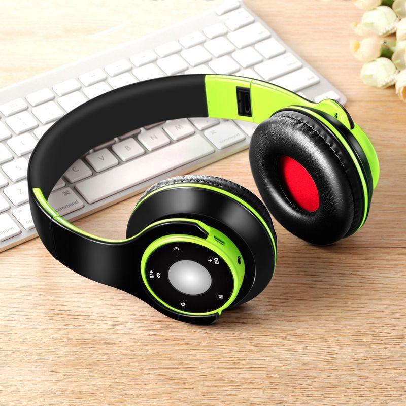 Hot Sport Running Cuffie Bluetooth Cuffie senza fili Cuffie musica Auricolare per iphone xs xs max iphone Per Samsung PC con scatola al minuto