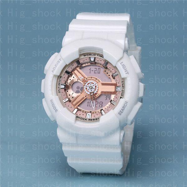 Heiße nagelneue hochwertige weibliche Armbanduhrbabyuhr alle Funktionen der Digitaluhr 1pcs der Digitaluhr 1pcs dropshipping