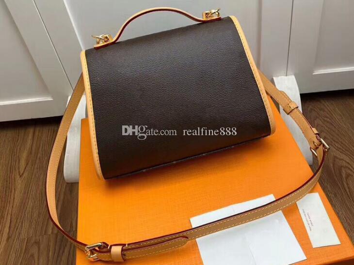 Toz sarmaşık tuval 23.5 cm çanta, momogran ile M44919 omuz ücretsiz 5A çanta, DHL realfine888 Nakliye phbis