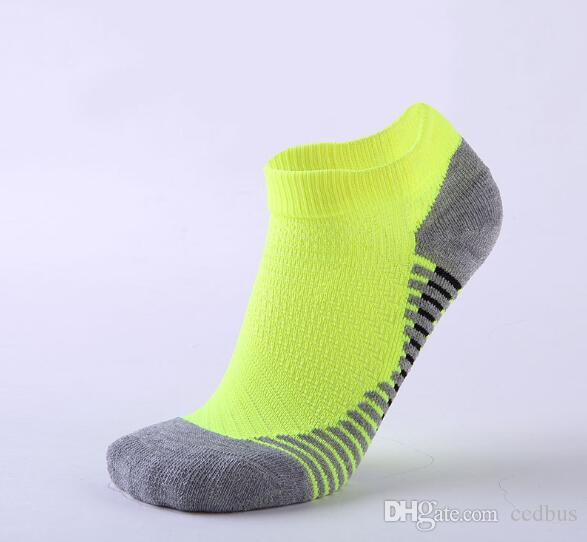 Spring Thicker Men Towel Bottom Basketball Training Socks Breathable Anti-slip Soccer Riding Fitness Male Compression Socks 147