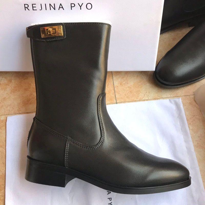 Совершенно новые женские ботильоны туфли классические для женщин дамы квартир сапоги обувь высокого качества! Po120918