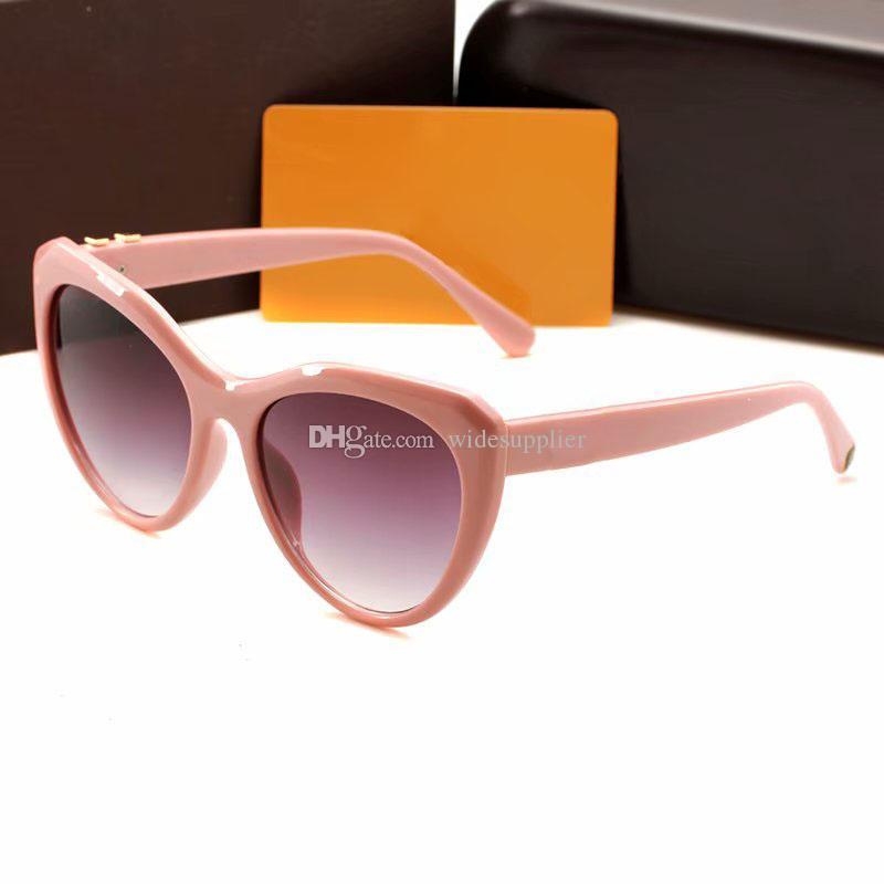 فاخر النظارات الشمسية الشعبية لنساء العلامة التجارية الجديدة مصمم النظارات الشمسية للرجال والنساء القيادة نظارات شمسية نظارات مصمم