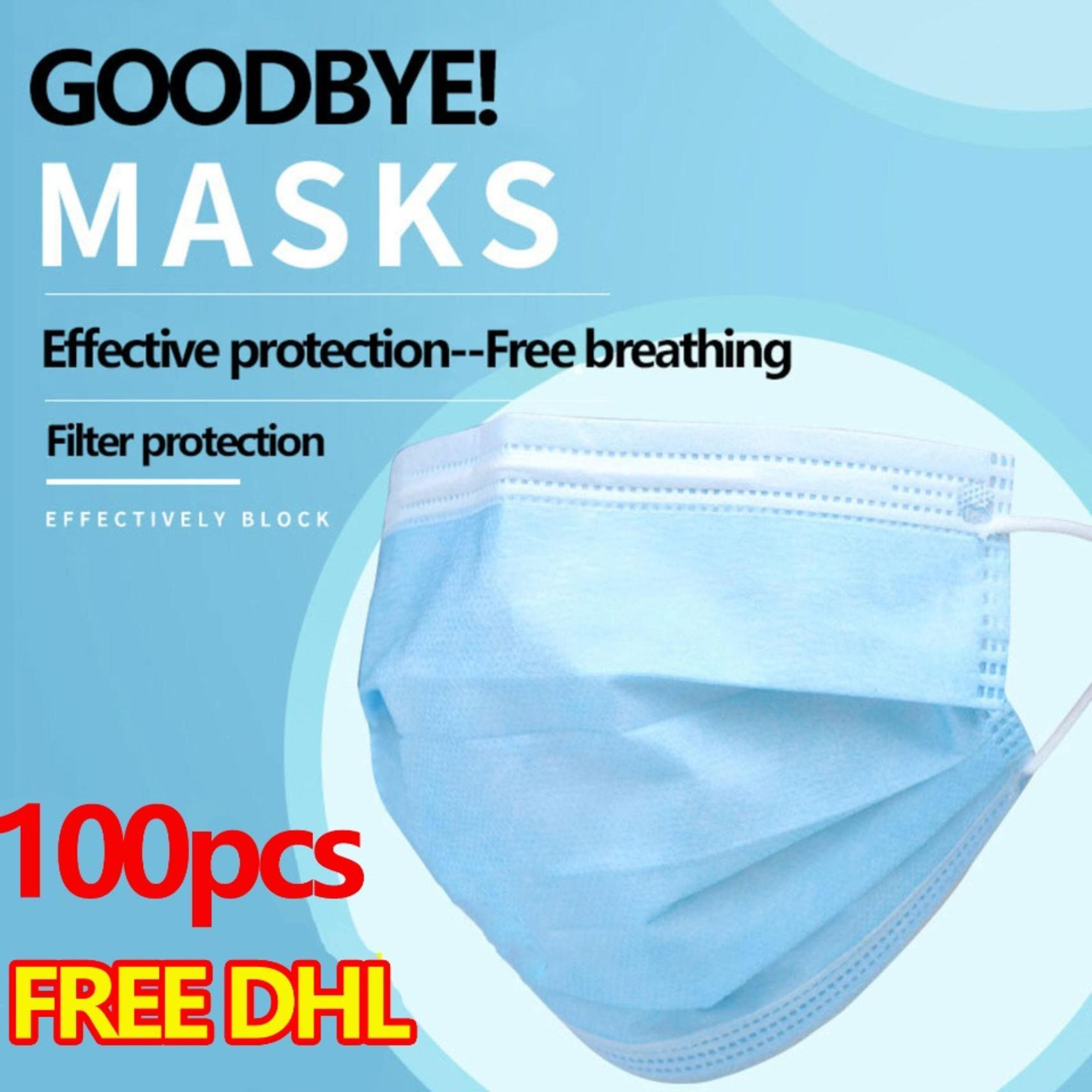 100 3m disposable n95 masks