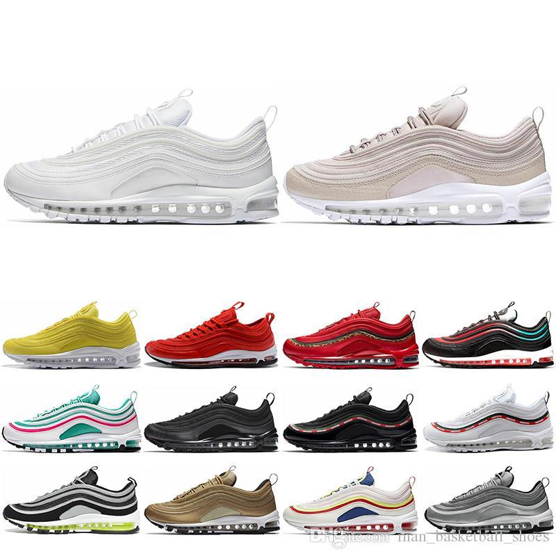 2019 Geliş erkek Üçlü Siyah beyaz Şerit Bullet yenilmez siyah beyaz eğitmenler erkek ayakkabı boyutu 36-45 sneaker koşu ayakkabıları womens