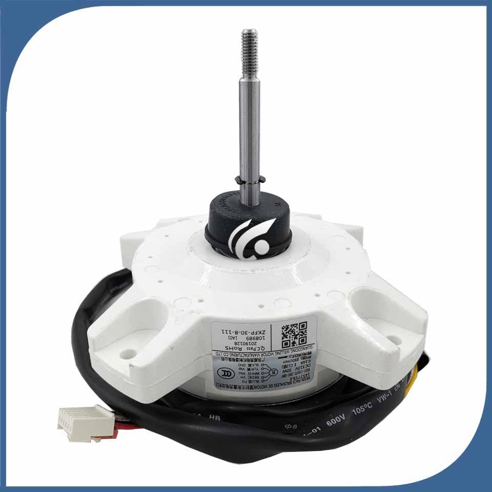 Klima Fan motoru makine motor ZWA138D08A 1457759.C 1457759.E 1457759 RD-310-30-8F iyi çalışması için çalışan yeni iyi