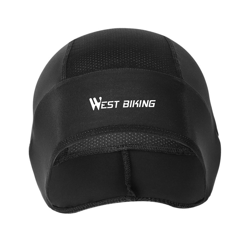 Премиум Велоспорт Череп Cap Открытый Под шлем Liner Hat оголовье головной платок