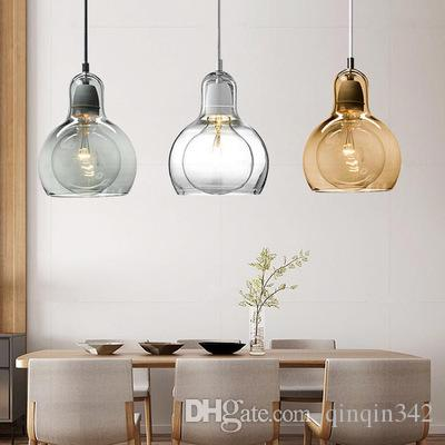 Mega Bulb SR2 pendant light suspension lamp modern And tradition pendant lamp glass pendant lighting hotel dinning room living room