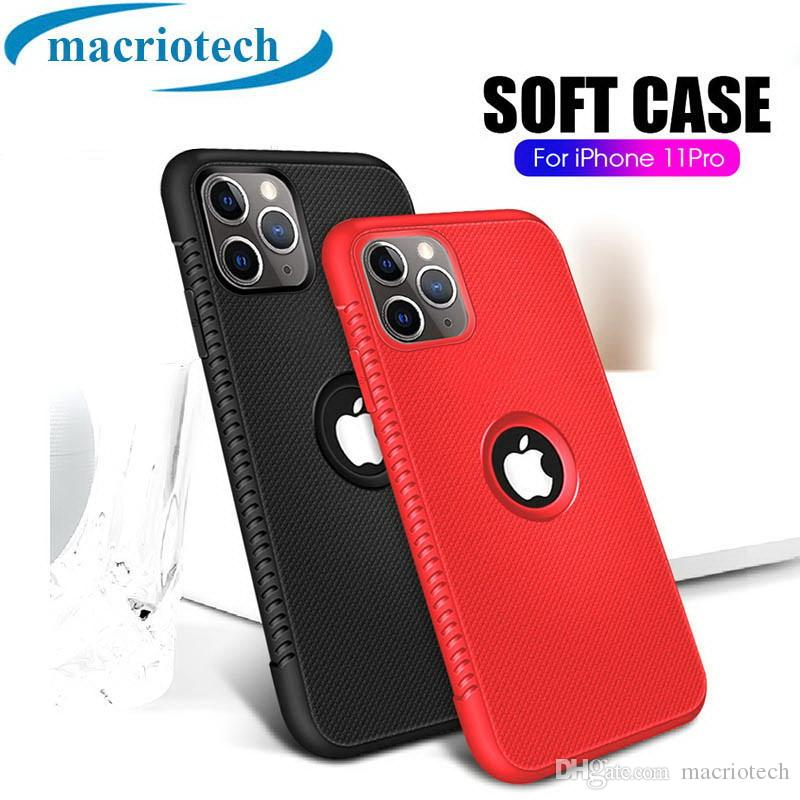 New TPU soft rubber silicone cell mobile phone casefor Iphone XR XS MAX X 6S 7 8 plus cell mobile phone case slim cover for samsung S9 S10