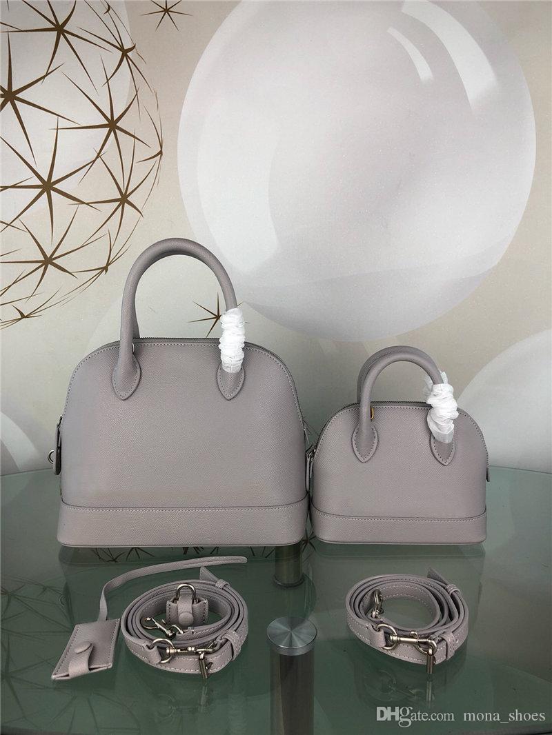 2019 여성 작은 가방 진짜 가죽 여성 어깨 가방 미니 쉘 크로스 바디 가방 핸드백 전화 지갑 9 색 2 색