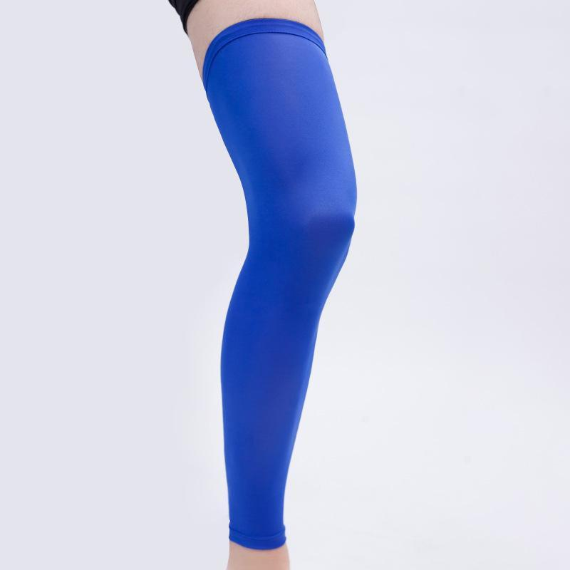 Knie Ärmel Thin Stützklammer-Schutz-Wärmer hohe elastische Kneecap Kneelet für Sport und täglicher Verschleiß bequem und atmungsaktiv G2