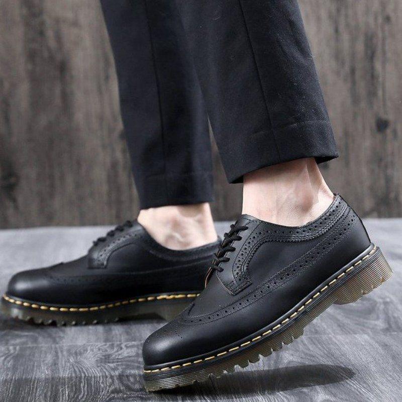 Erkekler erkek elbise adam resmi erkek gladyatör lace up İngiliz england ayakkabı sürüş iş zapatos de hombres personlizar C01887