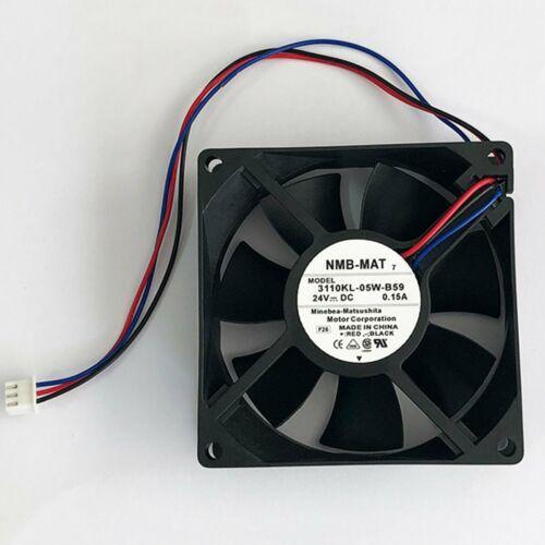 1PCS nuevo para FANUC 3110KL-05W-B59 24V 0.15A inversor del ventilador envío #QW