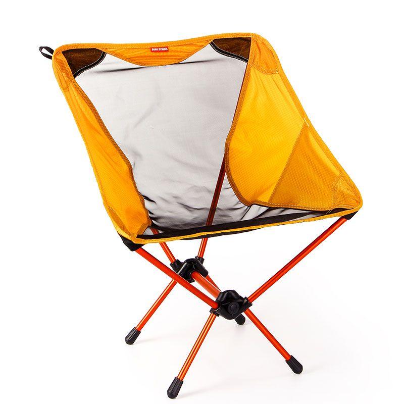 Moon Chair High Grade Angeln 7075 Außen Leichte Hocker Tragbare Falten tragbare Möbel Liegestühle Angelstuhl