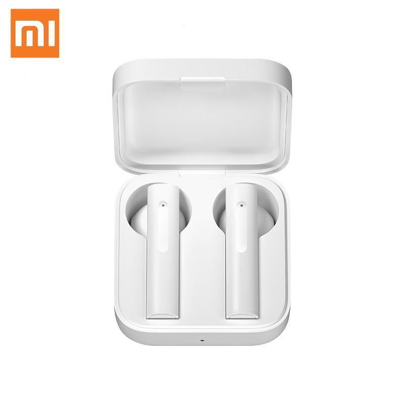Xiaomi originale Air2 SE TWS vrai sans fil stéréo Bluetooth écouteurs casque synchrone Lien faible Lag 20 heures d'attente longue