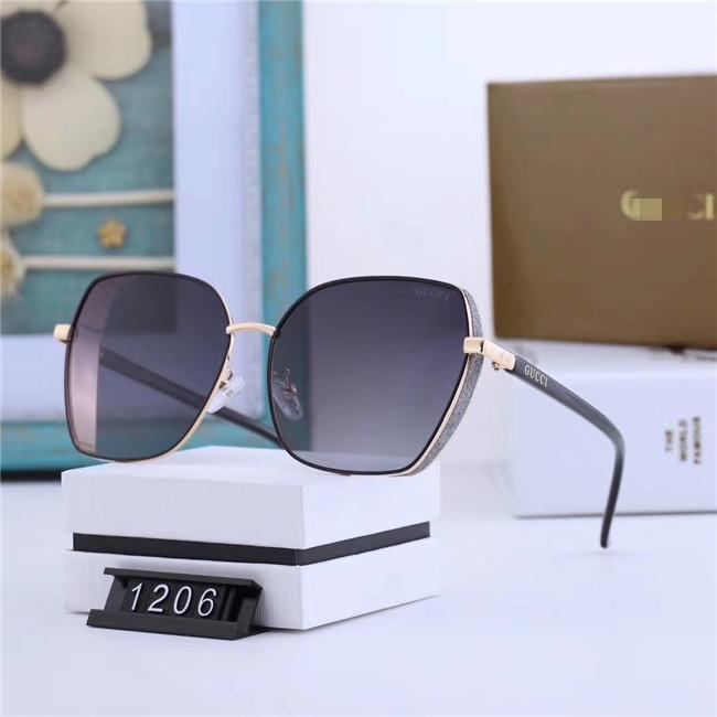 Top-Marke der Männer Ältere Adumbral Sonnenbrillen Designer Luxus der Frauen im Freien Sport UV polarisierte Sonnenbrillen Goggle Metallbrillen mit Kasten