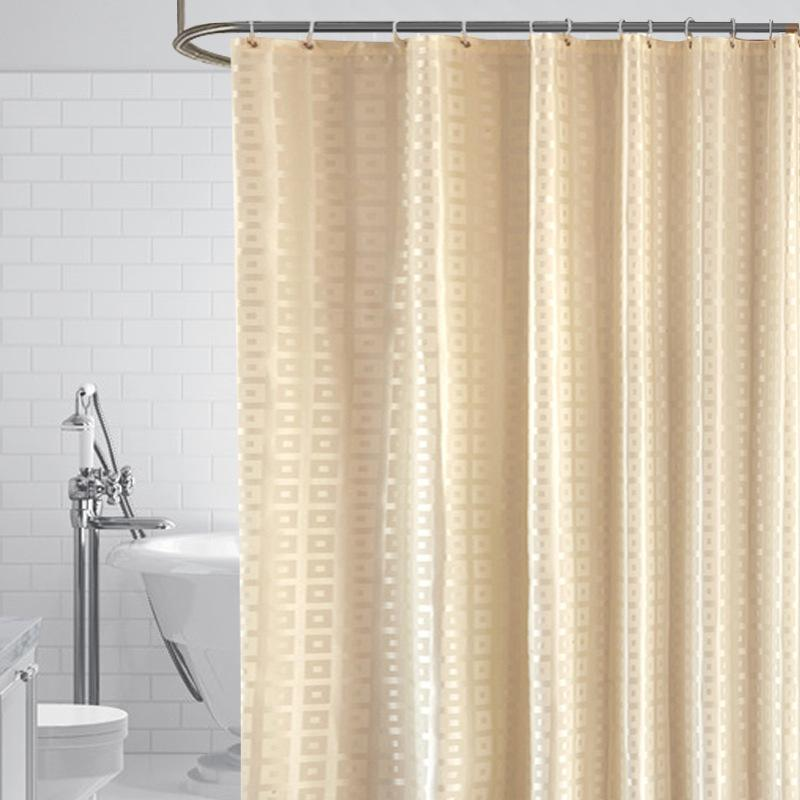 gold shower curtain liner