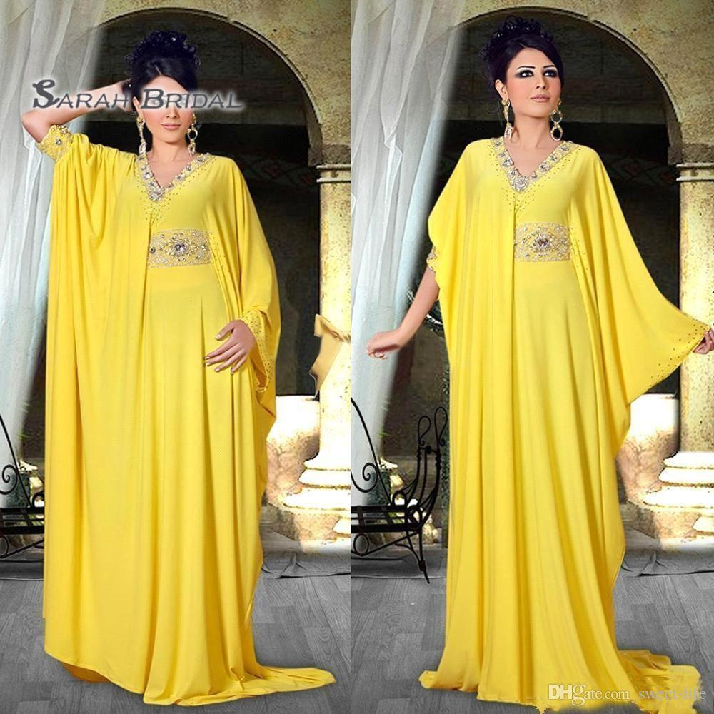 Saudi Arabia Elegant Long Sleeves Mother of the Bride Groom Dresses Rhinestones Evening Dress Plus Size Prom Dress