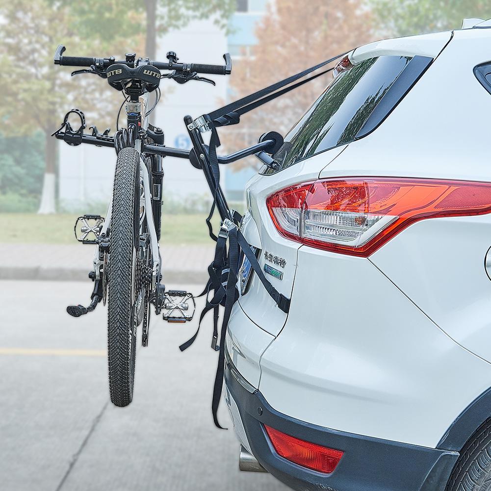 2 bicicletas del tronco montado en coches Bastidores de acero Accesorios de bicicletas Artículos para mascotas Hogar Jardín