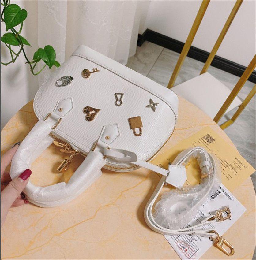 Designer de luxo a tiracolo da Senhora Alta Qualidade Bag Shell Estrelas Moda CFY2003052 //