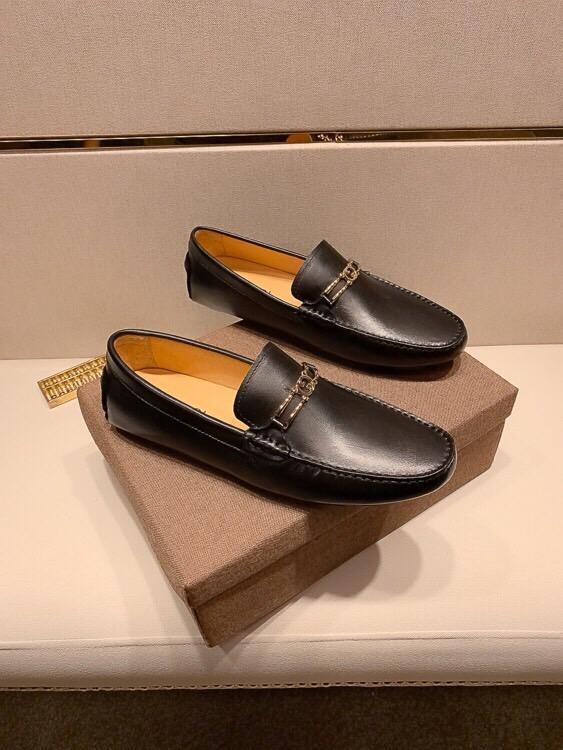2020Designer NOUVEAU Chaussures Hommes Chaussures BasketsGGChaussures Business Casual hommes 38-46 1008-5