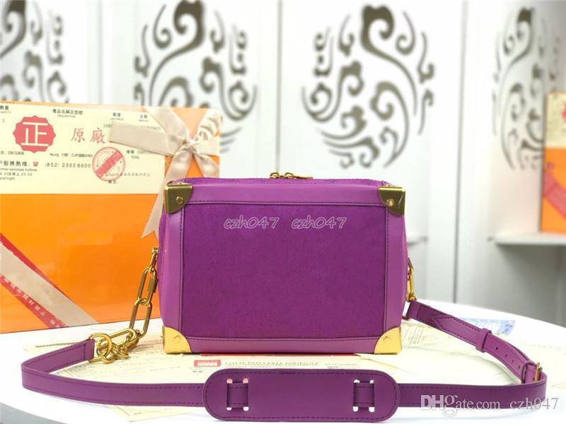 New Fashion Handbag das Mulheres sacos de Designer de Bolsas Carteiras mulher Saco Senhoras Único saco de Ombro Venda Quente caixa de saco M44723
